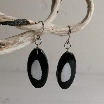 Boucles d'oreilles en OTOLITHES